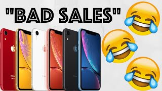 iPhone XR is the BEST SELLING iPhone...