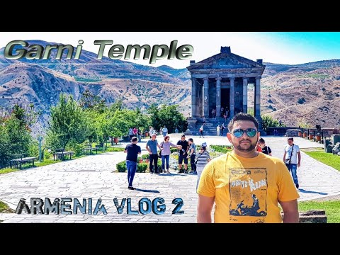 Armenia Travel Guide Episode 2   Garni Temple   Geghard Monastery