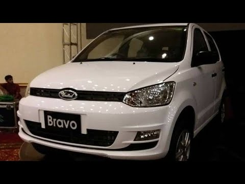 United Bravo Car Launch In Pakistan With Full Specification Price