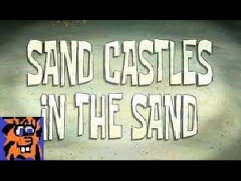 Spongebob sandcastles in the sand full episode