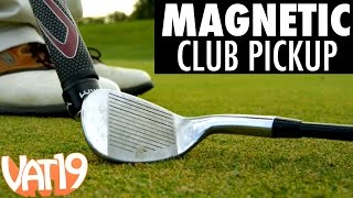 Magnetic Golf Club Retriever