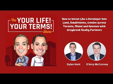 Invest Like a Developer Across Toronto, Miami & Houston with Greybrook Realty Partners
