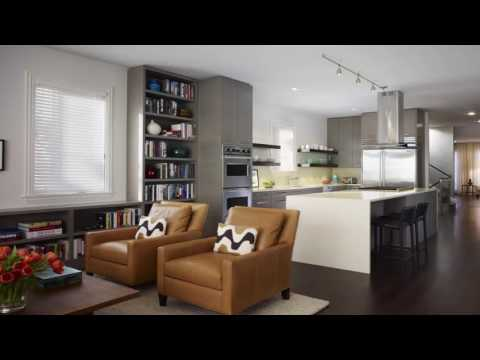 decorate small living room dining room combo