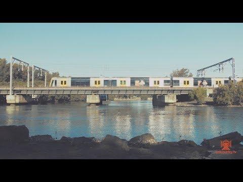 Australian Trains and Railways: Sydney Inner West