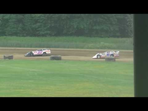 @RushLM Heat1 from Expo Speedway at The Trumbull County Fair