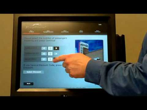Video: NCR Kiosks Speed Up Travel For Greyhound Passengers
