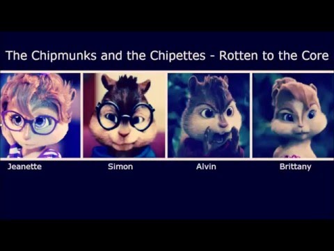Chipmunks and Chipettes:
