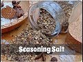 How to Make Seasoning Salt  - A Super Tasty Blend of Sea Salt and Herbs and Spices   #7