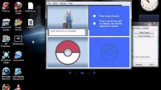 No$Gba pokemon diamond/pearl same emulator!!!!