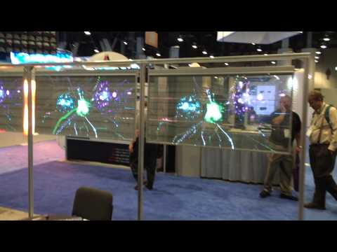 Transparent LED Panels