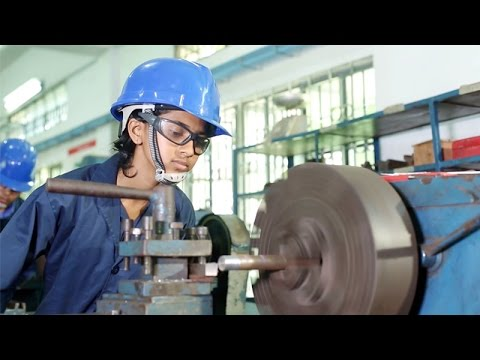 Professional Skills Training for Bangladesh's Youth