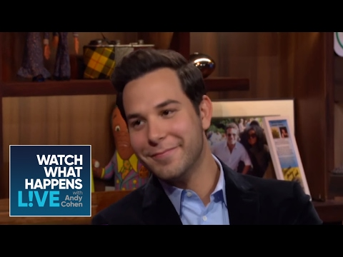 Pitch Perfect's Skylar Astin Rates Anna Kendrick's Kissing  WWHL