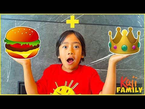 Guess The Emoji Challenge and more fun kids games!