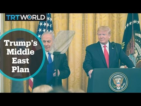 Trump unveils contentious deal, rejected by Palestinians