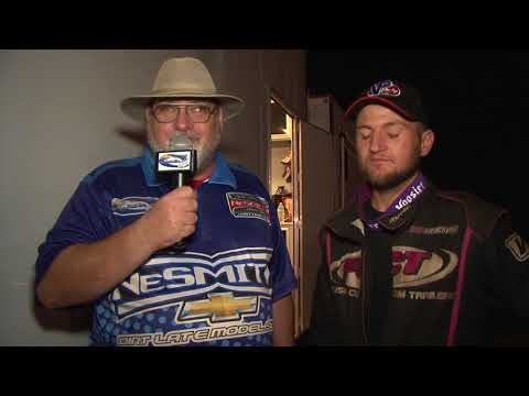 Chevrolet Super Series Rome Speedway 9-2-18 Top 3 Interviews!