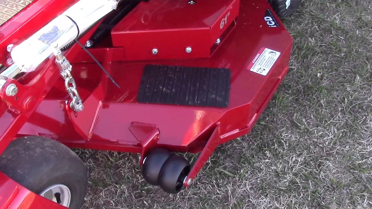 Ferris 5901589 Is2100z 61 Quot Deck 28 Hp Vanguard Efi Zero