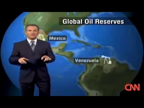 World Oil & Gas Reserves... (CNN)