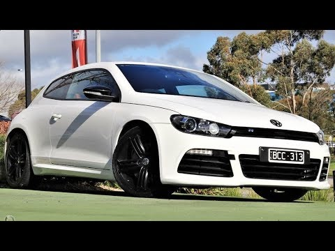 U1017 - 2014 Volkswagen Scirocco R 1S Auto Walkaround Video