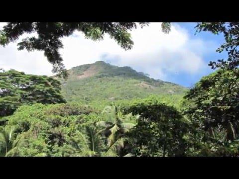 Notre séjour sur l'île Silhouette (Seychelles)