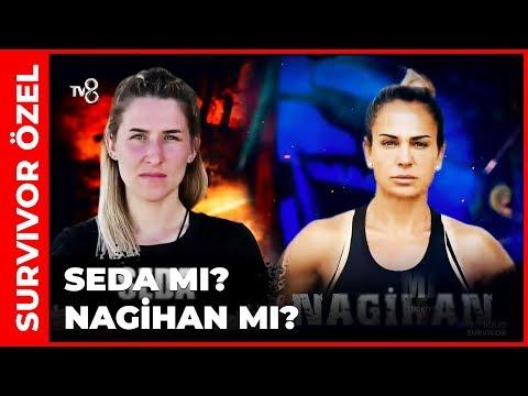 Seda Vs Nagihan   Survivor 2019 - Survivor All Star