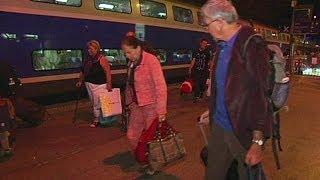 انقطاع التيار الكهربائي يوقف قطاريين سرعيين في فرنسا