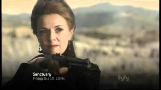 Sanctuary Season 3 Trailer Promo #4