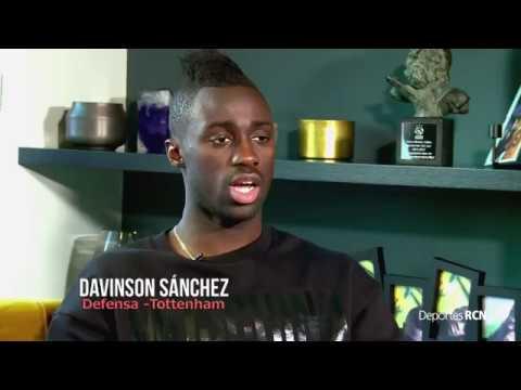 Davinson Sánchez en entrevista exclusiva desde Londres con RCN