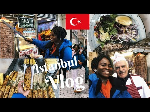 Istanbul Travel Vlog: Things to try in  Turkey