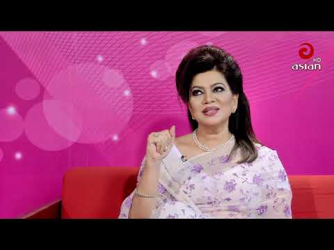 Rater Tara Ep 12 (রাতের তারা ) Shakila Zafar Interview | Asian TV Entertainment