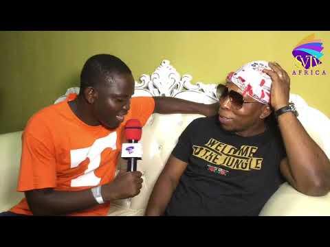 EDEM AT THE BACK STAGE OF GHANA MEETS NAIJA 2018 thumbnail