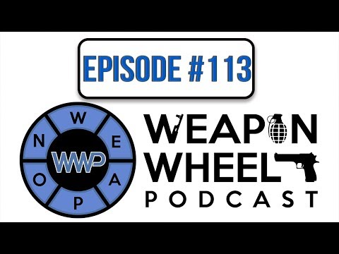 Shadow Of War | Evil Within 2 | Naughty Dog Sexual Harassment | Loot Box | Weapon Wheel Podcast 113