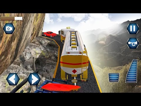 OffRoad Truck Driving Real Oil Transport Simulator (by Titan Game Productions) Android Gameplay [HD]