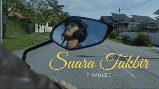 Cover images SUARA TAKBIR - P. RAMLEE   Music Video Raya ( Cover by Saliq Band )
