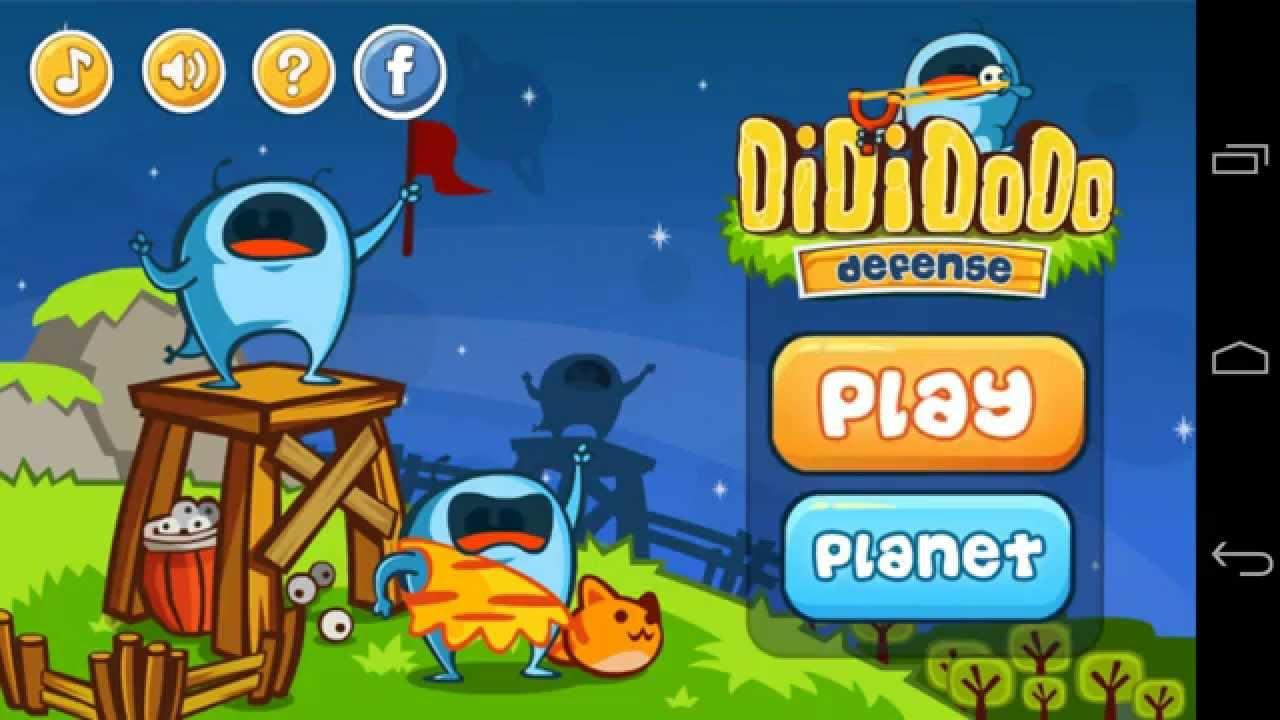 Dididodo Defense ( by 9Fury Game Studio ) - Gameplay