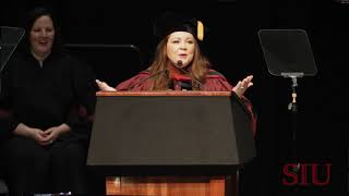 Melissa McCarthy receives honorary degree from SIU Carbondale