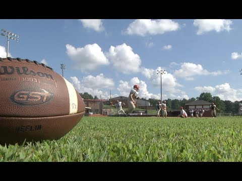 HS Football Fall Camp Tour Cleburne County