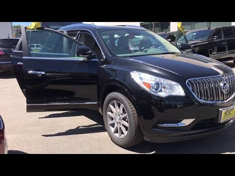 2017 Buick Enclave Los Angeles, Woodland Hills, Beverly Hills, Thousand Oaks, Van Nuys, CA 871027