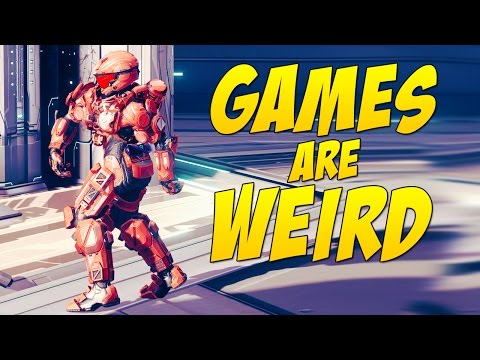 Halo Dancing! - Games Are Weird 138