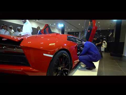 Lamborghini Aventador S Launched in Doha Qatar
