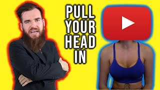YouTube Pull Your Head In!