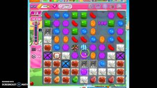 Candy Crush Level 807 help w/audio tips, hints, tricks