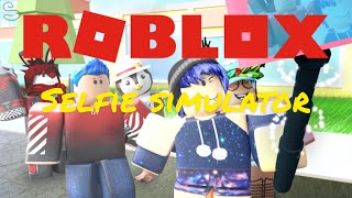 ROBLOX: Selfie Simulator