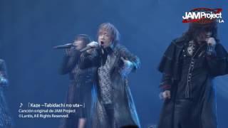 JAM Project Live Tour 2013~2014 THUMB RISE AGAIN」 Diggest [1/2] Le...