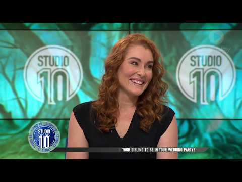 Jemma Rix Talks Playing The Wicked Witch Of The West | Studio 10