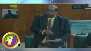 TVJ News Today: Shouting Match in the Senate - June 14 2019
