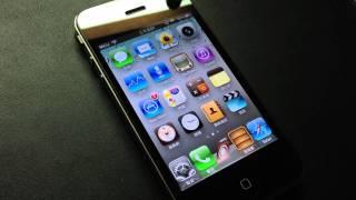 讓 iphone 的 dock 區變活潑 iconbounce