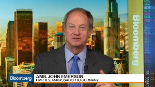 Ex-Amb. Emerson Says Coalition Talks Are a Crucial Step
