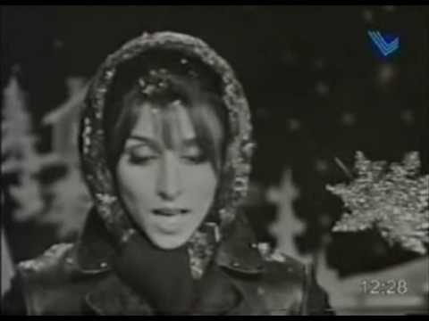 Fairuz -Talj talj  [Christmas carol ]