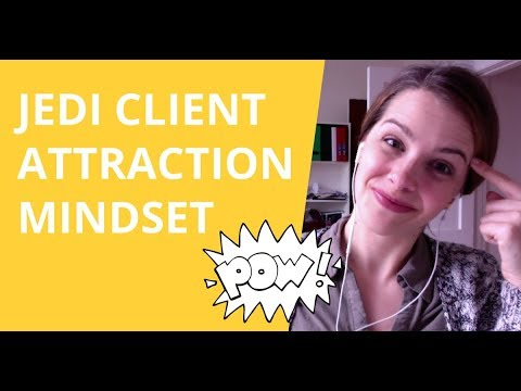 Upgrade Your Mindset to Attract Clients