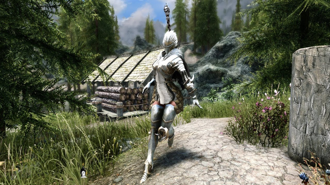 How to install HDT Physics in Skyrim Special Edition